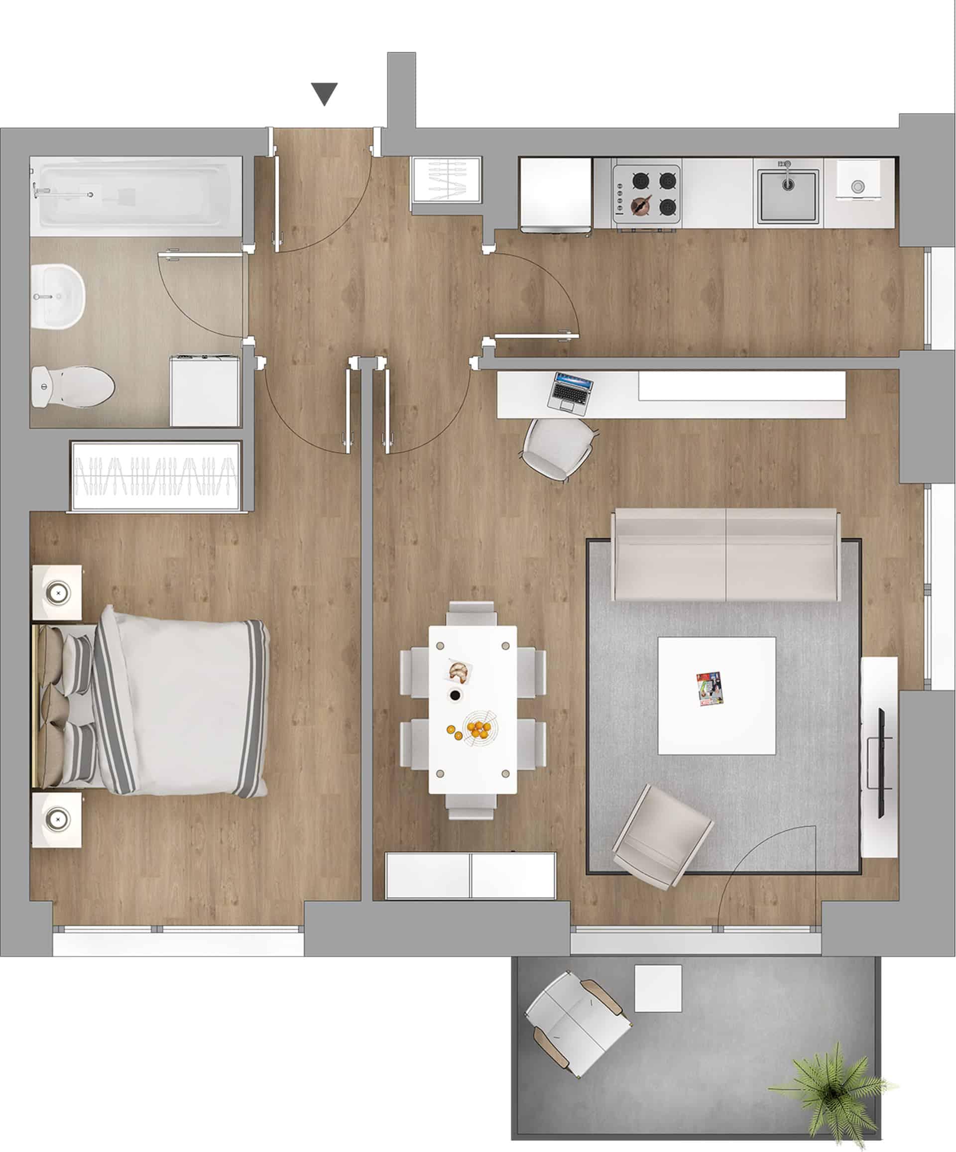 apartamente bucuresti 2 camere
